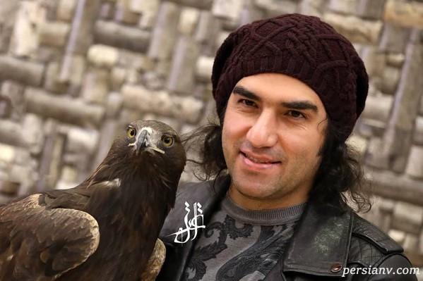 رضا یزدانی ؛ از دندان پزشکی و دروازه بانی تا خوانندگی و بازیگری!  سبک زندگی افراد مشهور(۳۱۸)