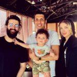 ورزشکاران در شبکه های اجتماعی (۱۱۷) از از اشتباهات علی کریمی تا نهار خانواده حیدری با هوروش بند!