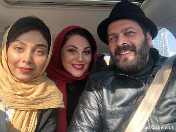 تیپ و استایل چهره های ایرانی 48