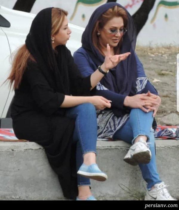 تیپ و استایل چهره های ایرانی 49