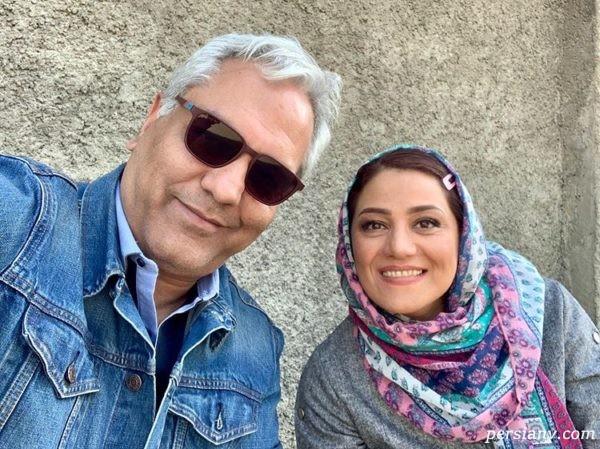 تیپ و استایل چهره های ایرانی ۵۱ | از عینک مهران تا مهناز سفید پوش
