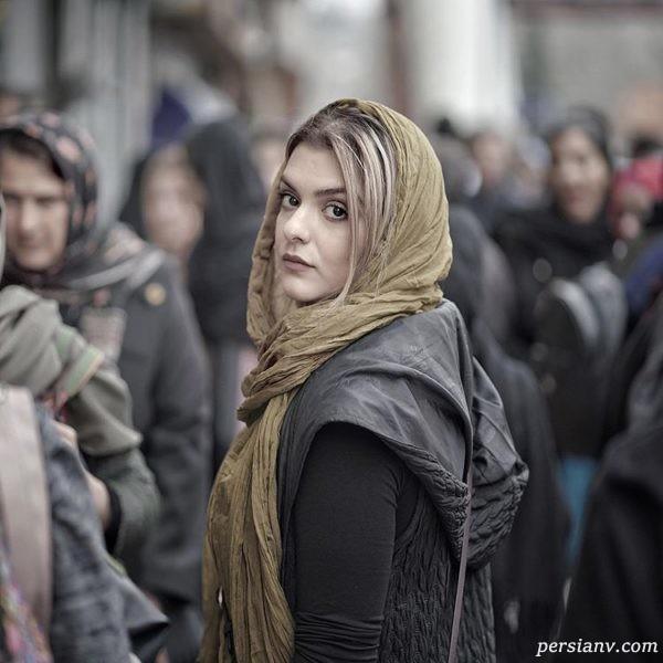 تیپ و استایل چهره های ایرانی 52