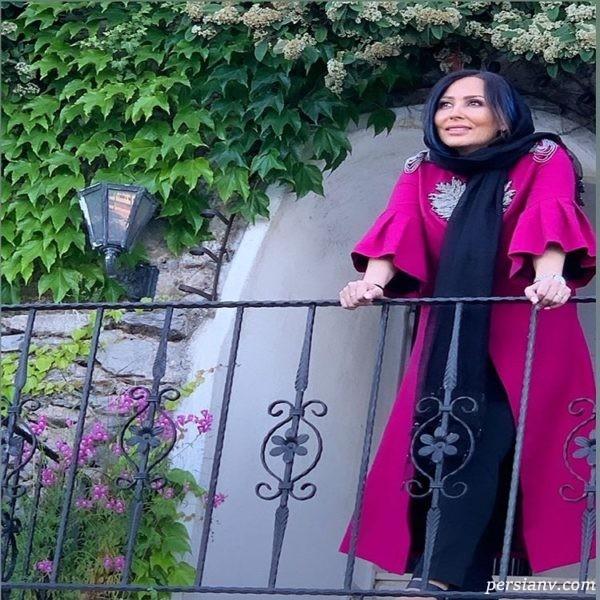 تیپ و استایل چهره های ایرانی ۵۳ | از بِرکه ی خوش خنده تا دختر لاغر شده سینما