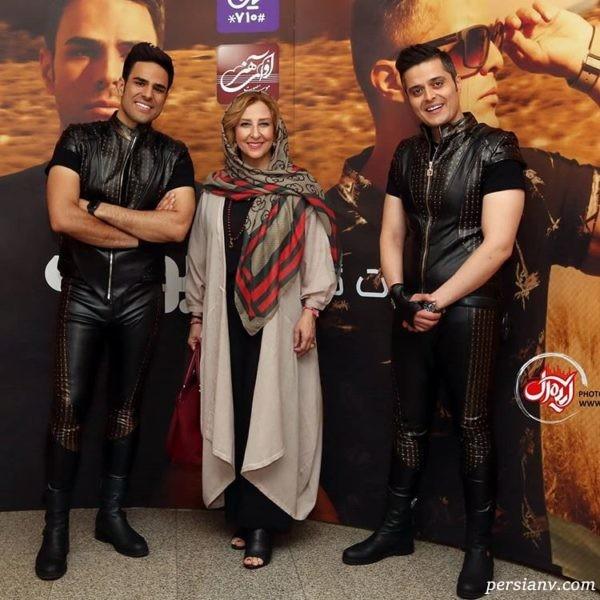 تیپ و استایل چهره های ایرانی ۵۴ | از دستبند علی تا عینک دنیا