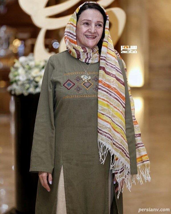 اهدای جوایز جشن حافظ