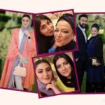 سلفی ها و تصاویری از استایل هنرمندان در ضیافت شام جشن حافظ ۹۸ | از هلیا امامی تا مریم مومن!