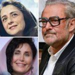 چالش عکس پیری بازیگران ایرانی | از تبدیل ژوله به آئیش تا پرستوی خوشحال!