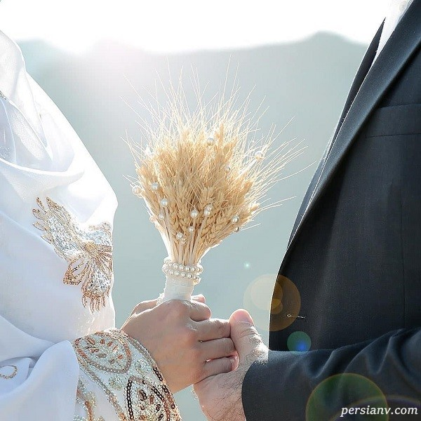ازدواج سوگل طهماسبی
