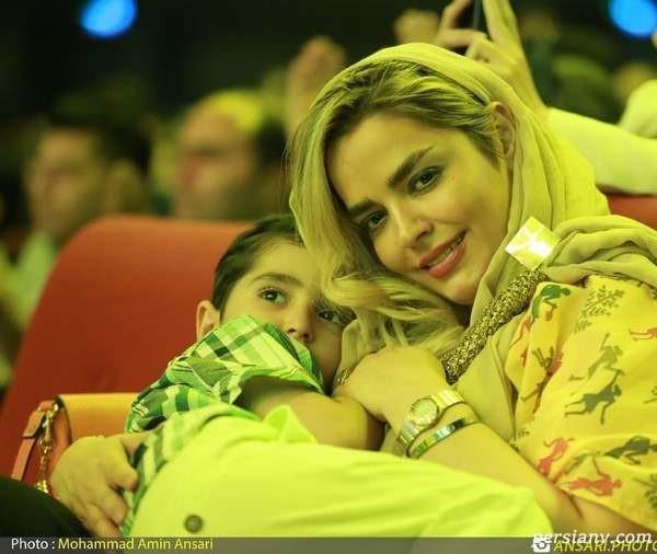 چهره ها در شبکه های اجتماعی (۶۹۵) از امیر و دختر غفوریان تا دلِ ساره!