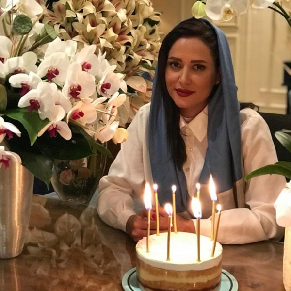 چهره ها در شبکه های اجتماعی (۷۰۳) از شیک پوشی سهیل هیولا تا جشن تولد خانم بازیگر