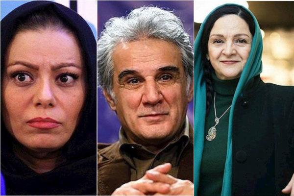 طلاق های بازیگران ایرانی