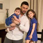 همسر شاهرخ استخری | از انتشار اولین عکس خانوادگی تا جشن تولد شاهرخ !