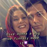 چهره ها در شبکه های اجتماعی (۷۱۹) از اوتِ شاهرخ تا فائزه خانم در عروسی !