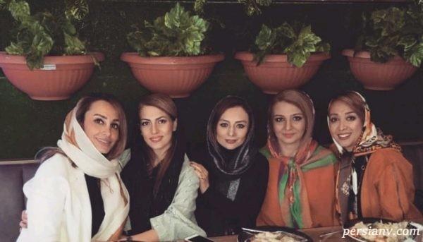 چهره ها در شبکه های اجتماعی (۷۳۴) از مست عشق حسام تا دوستان دبیرستانی یکتا