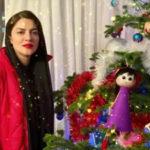 اینستاگرام هنرمندان (۲۷۷) از تبریک کریسمس تا تولد همسر شاهرخ