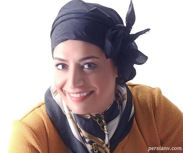 زندگی ساناز سماواتی بازیگر سریال وارش؛ از ازدواج سفیر مهربانی تا مهاجرت (۳۰۵)