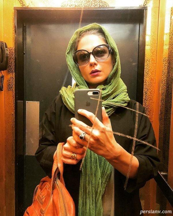 زندگی سولماز غنی بازیگر حکایت های کمال؛ از ازدواج تا مهاجرت و بازگشت (297)