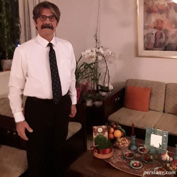 زندگی عزت الله مهرآوران بازیگر فوق لیسانسه ها؛ از ازدواج تا دکترای تئاتر (298)