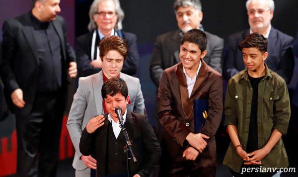 اختتامیه جشنواره فیلم فجر 38