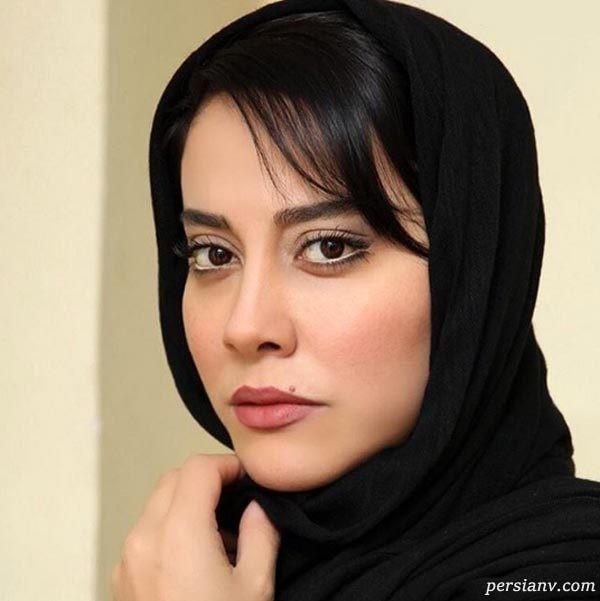 زندگی آشا محرابی بازیگر ایرانی