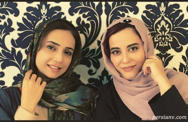 آشا محرابی و شبنم قلی خانی