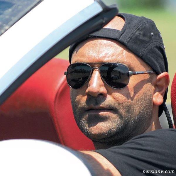 مهدی کوشکی بازیگر ایرانی