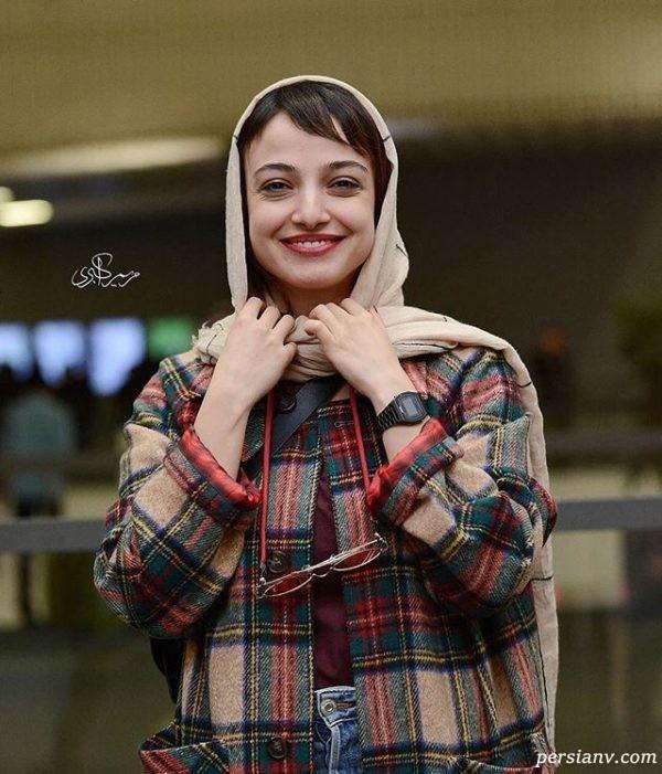 ندا جبرئیلی در جشنواره فیلم فجر