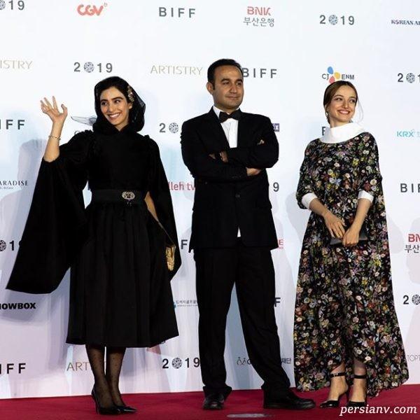 ندا جبرئیلی در جشنواره فیلم خارجی