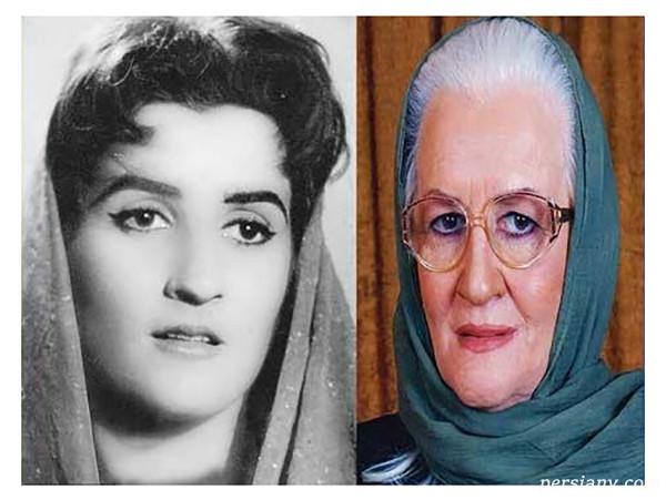 فوت ملکه رنجبر ؛ کوچ غریبانه اولین کوزت ایران در زیر آسمان شهر با واکنش چهره ها (۳۳۸)