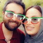 محمودرضا قدیریان و همسرش تا عاشقانه همسر شیلا و تولد خواهرزاده حدیث (۷۶۳)