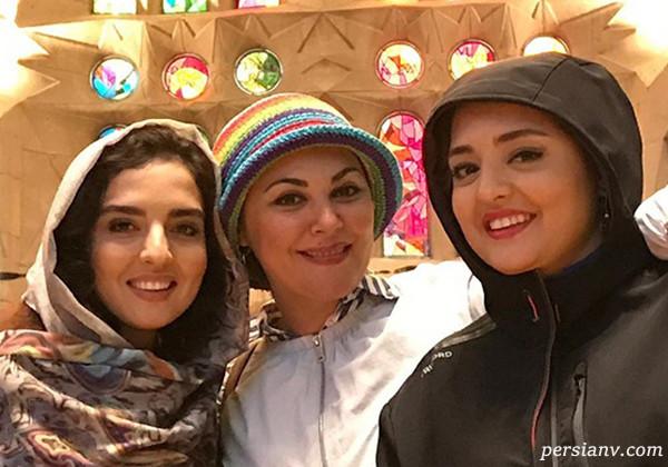 تولد نرگس محمدی تا طناز زیبا و ریحانه تازه عروس با همسرجان در قرنطینه (۷۸۴)
