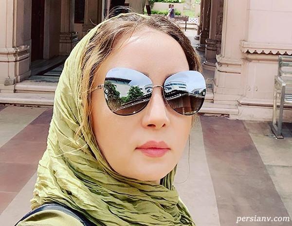 حدیث فولادوند و همسرش تا تولد اسفندی ها و شام ایرانی خانم های بازیگر (۳۰۶)