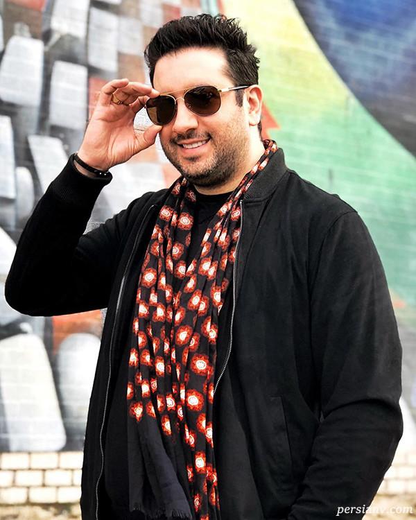 زندگی امید حاجیلی خواننده جوان