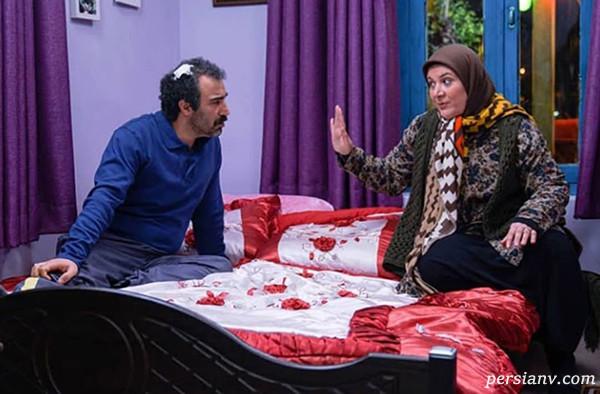 ریما رامین فر و محسن تنابنده در پایتخت