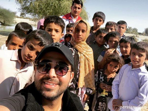 فرزاد فرخ در سیستان و بلوچستان