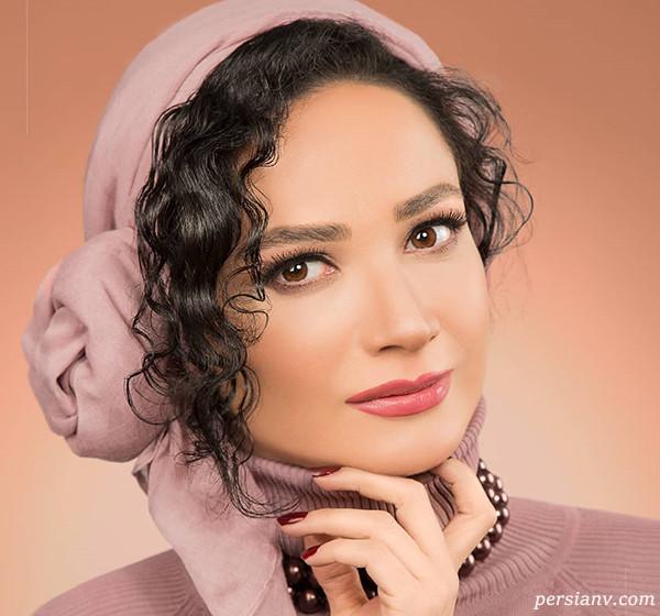 زندگی نسرین نصرتی بازیگر پایتخت ۶ ؛ از همسر و دخترش سوفی تا درخشش با پایتخت (۳۴۷)