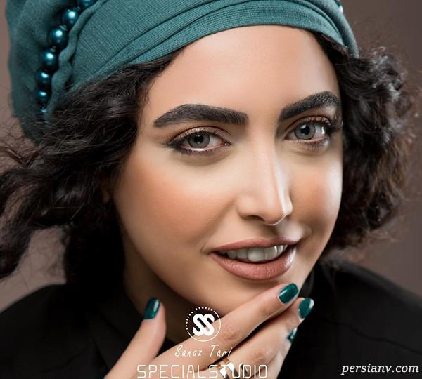 عکس ساناز طاری به وقت کودکی تا لباس کردی بر تن بازیگران و این روزهای سحر (۳۰۹)