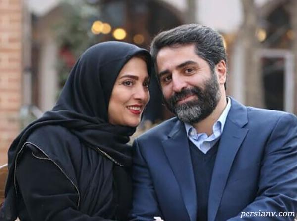 زندگی ژیلا صادقی | بیوگرافی و عکس های ژیلا صادقی و همسرش محسن رجبی