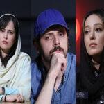 بازیگران سریال هم گناه در نشست تا نوبر خانم و یکتا چشم در راه (۸۱۳)