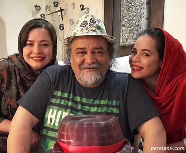 زندگی محمدرضا شریفی نیا ؛ از ازدواج و جدایی مرد پرحاشیه سینما (۳۷۸)