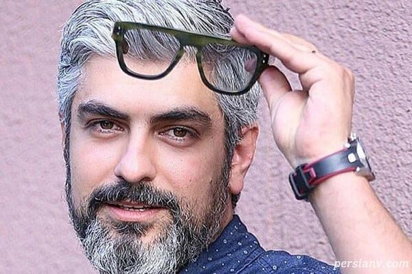 زندگی مهدی پاکدل بازیگر هم گناه ؛ از شایعه ازدواج مجدد تا شهرت با تلویزیون (۳۷۱)