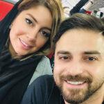 بابک جهانبخش و همسرش تا دریا فندوق و تولد عمو رضا مبارک (۳۴۹)