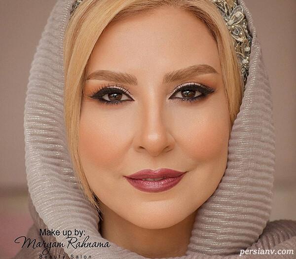 زندگی مرجانه گلچین بازیگر پرگار ؛ از ازدواج جنجالی تا مهاجرت و شهرت (۳۸۱)