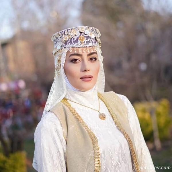 روژان سریال نون خ
