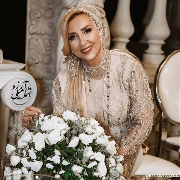 عروسی خواهر نعیمه نظام دوست