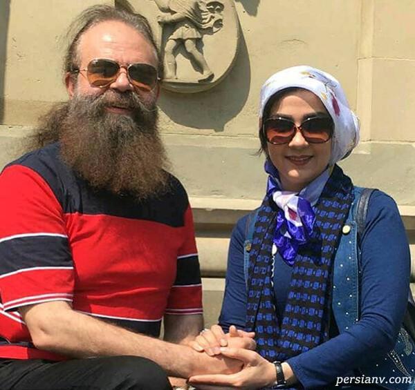 تولد دختر سارا صوفیانی تا ساره بیات رستای سریال دل در باغ آلو (۸۳۸)