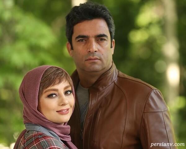 یکتا ناصر در سریال دل تا روشنک گرامی هم گناه با حامد تهرانی (۸۳۰)