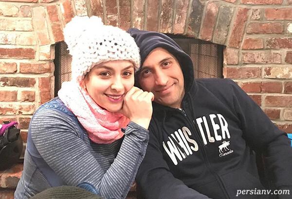 مارال بنی آدم هم گناه با همسرش تا سینا مهراد سریال آقازاده
