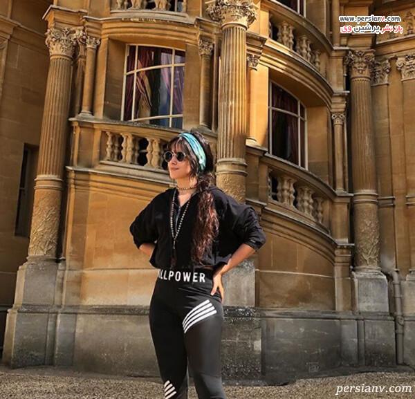 خواننده مشهور کامیلا کابیو