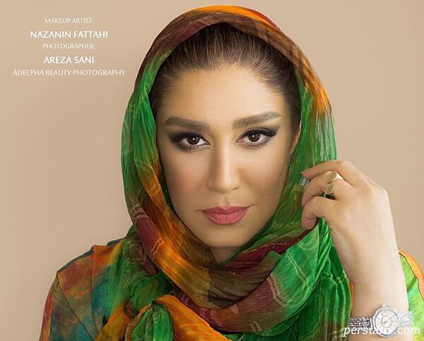 تولد نسیم ادبی تا دختران رضا صادقی با خواهرزاده احسان کرمی
